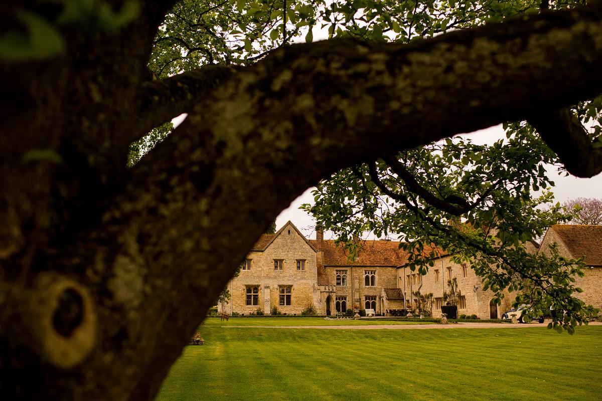 The beautiful Notley Abbey Wedding Venue