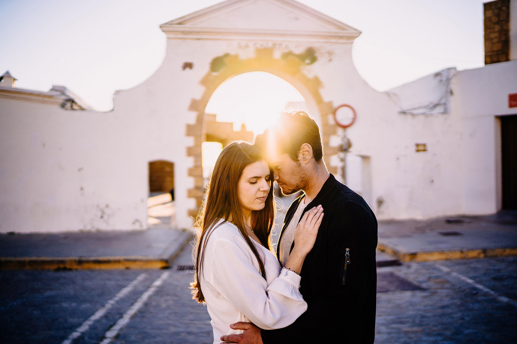 spain engagement photography by Elliot w patching