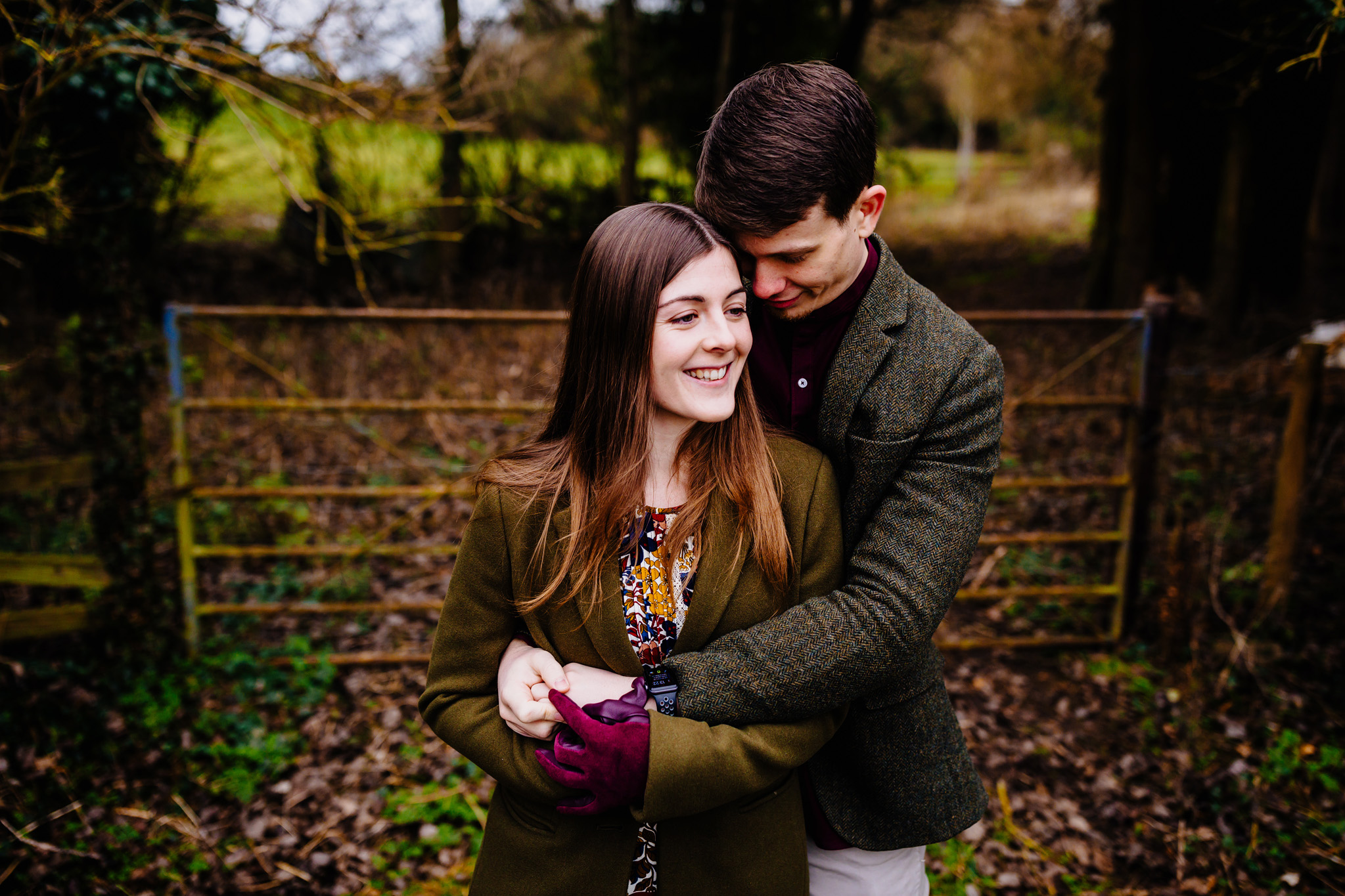 northamptonshire engagement shoot photography