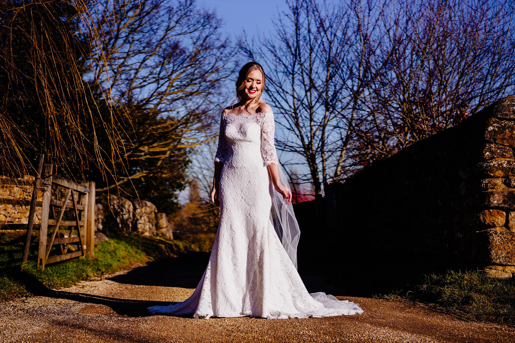 colour photography at dodford manor