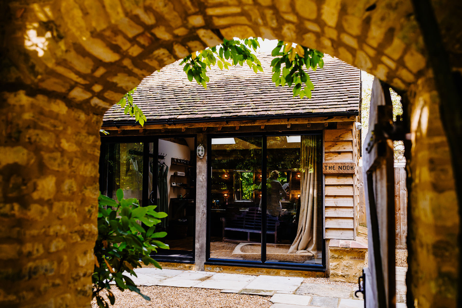 the nook at the barn