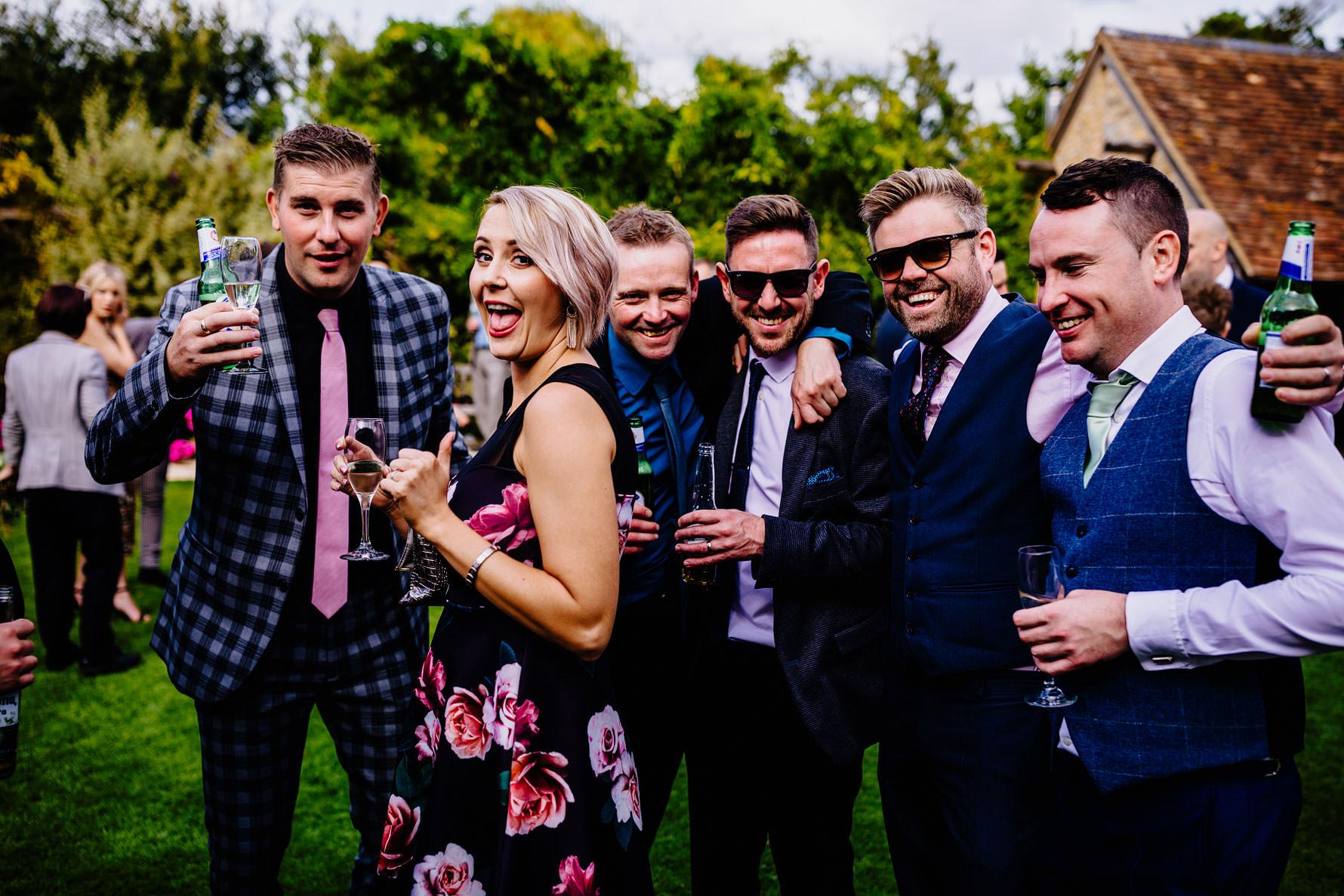 a funny wedding image