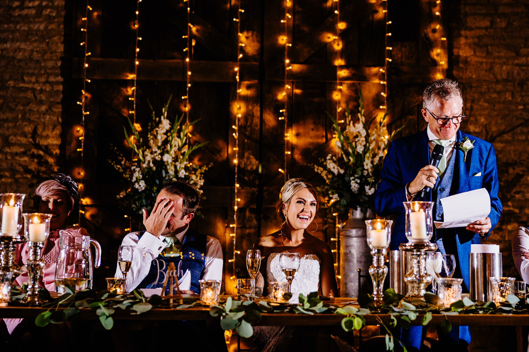 a funny wedding image by Elliot patching
