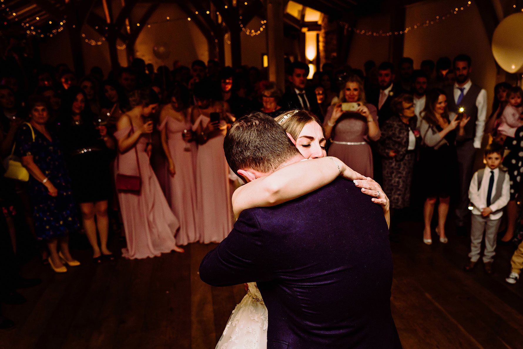 a beautiful first dance image