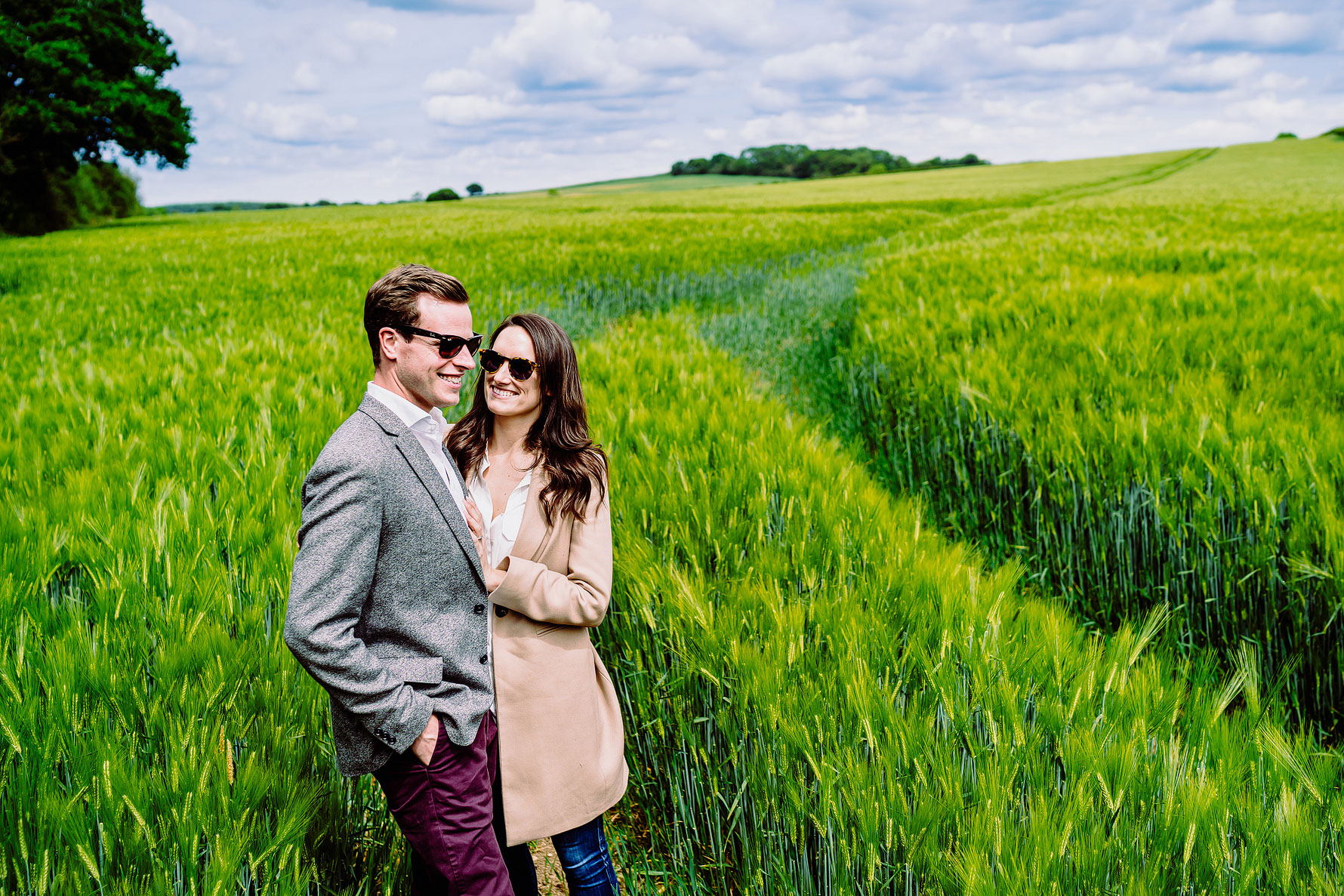 engagement shoot photography in Brampton by Elliot w patching photography