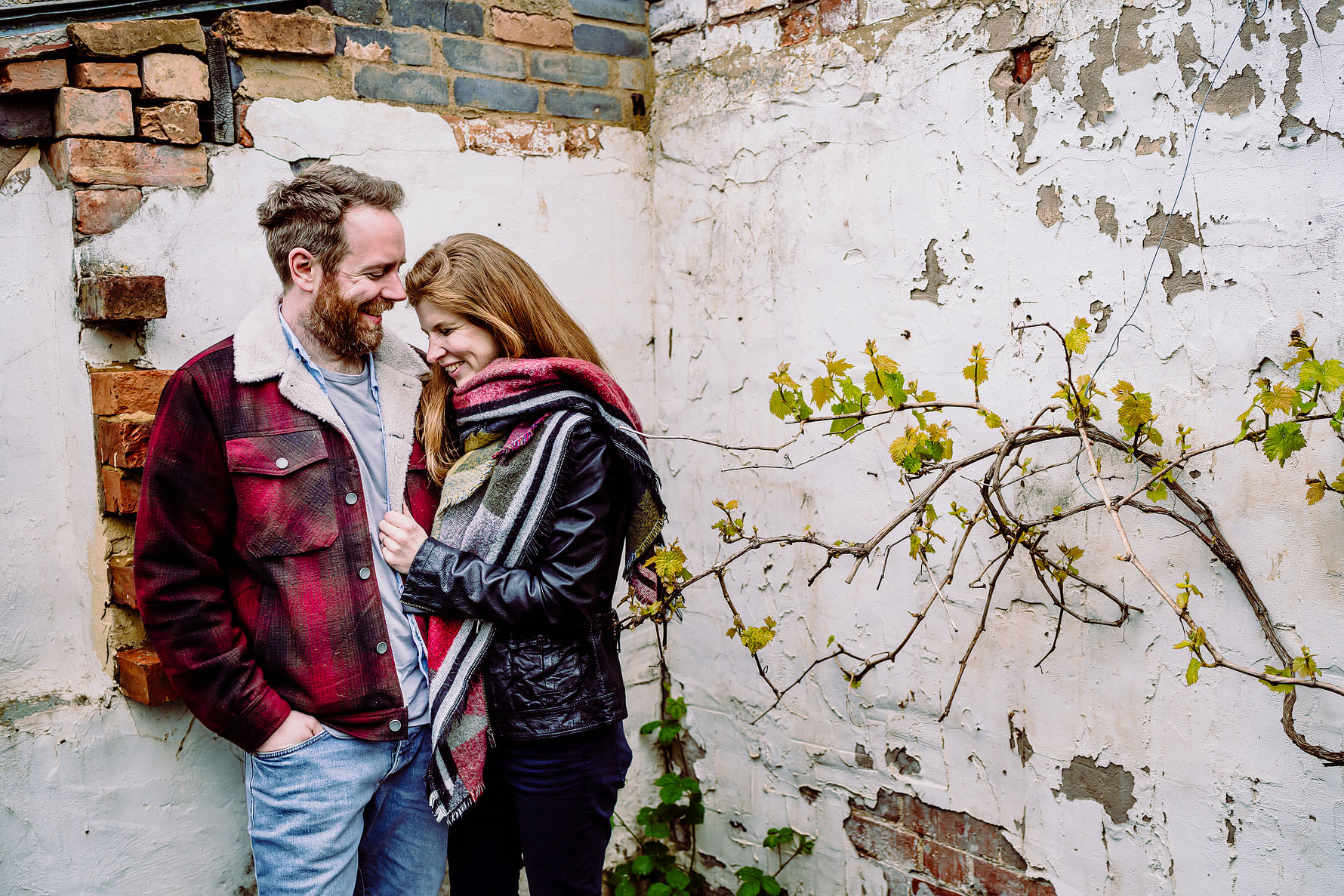 an engagement photography by Elliot w patching in Northamptonshire