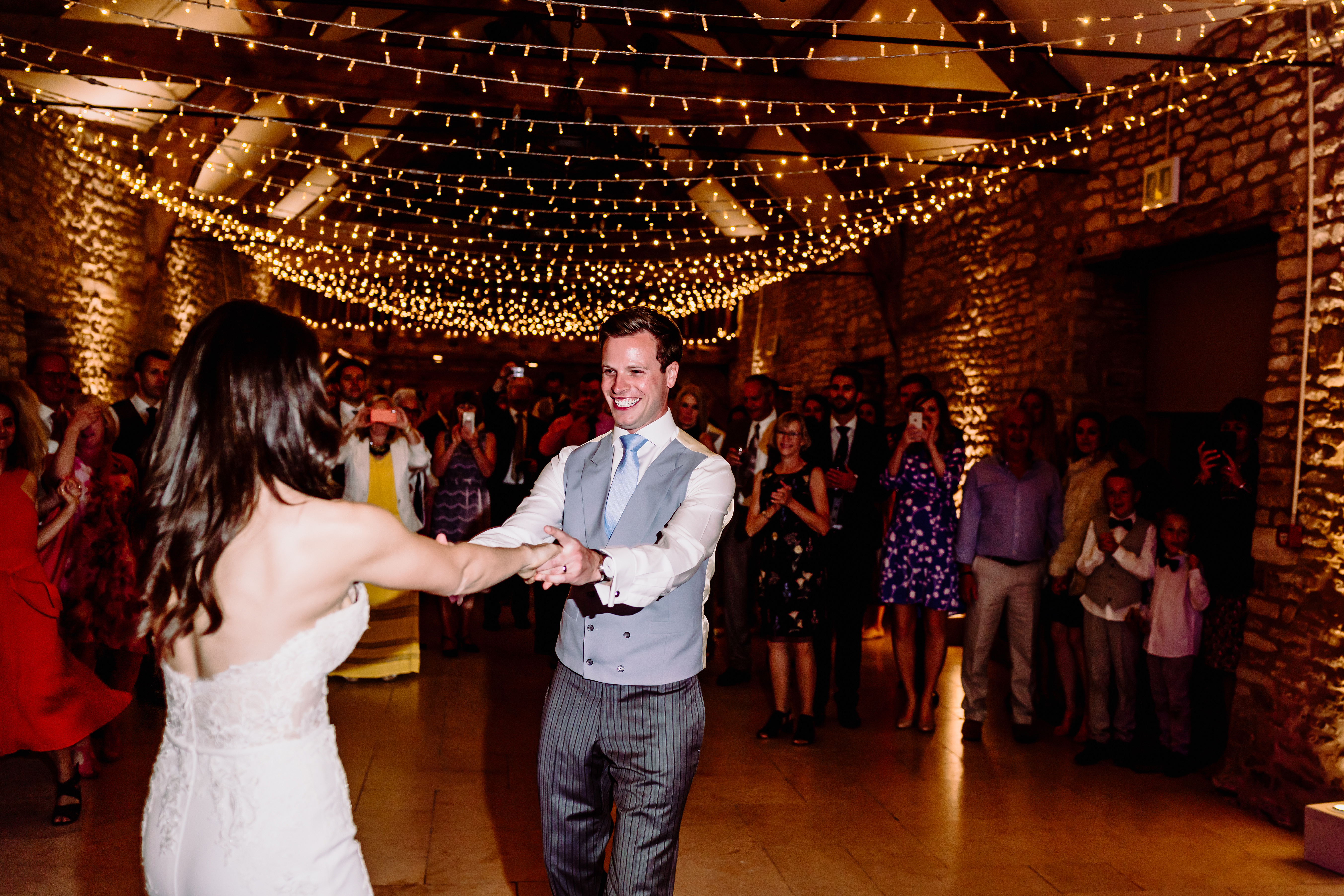 the first dance at a wedding
