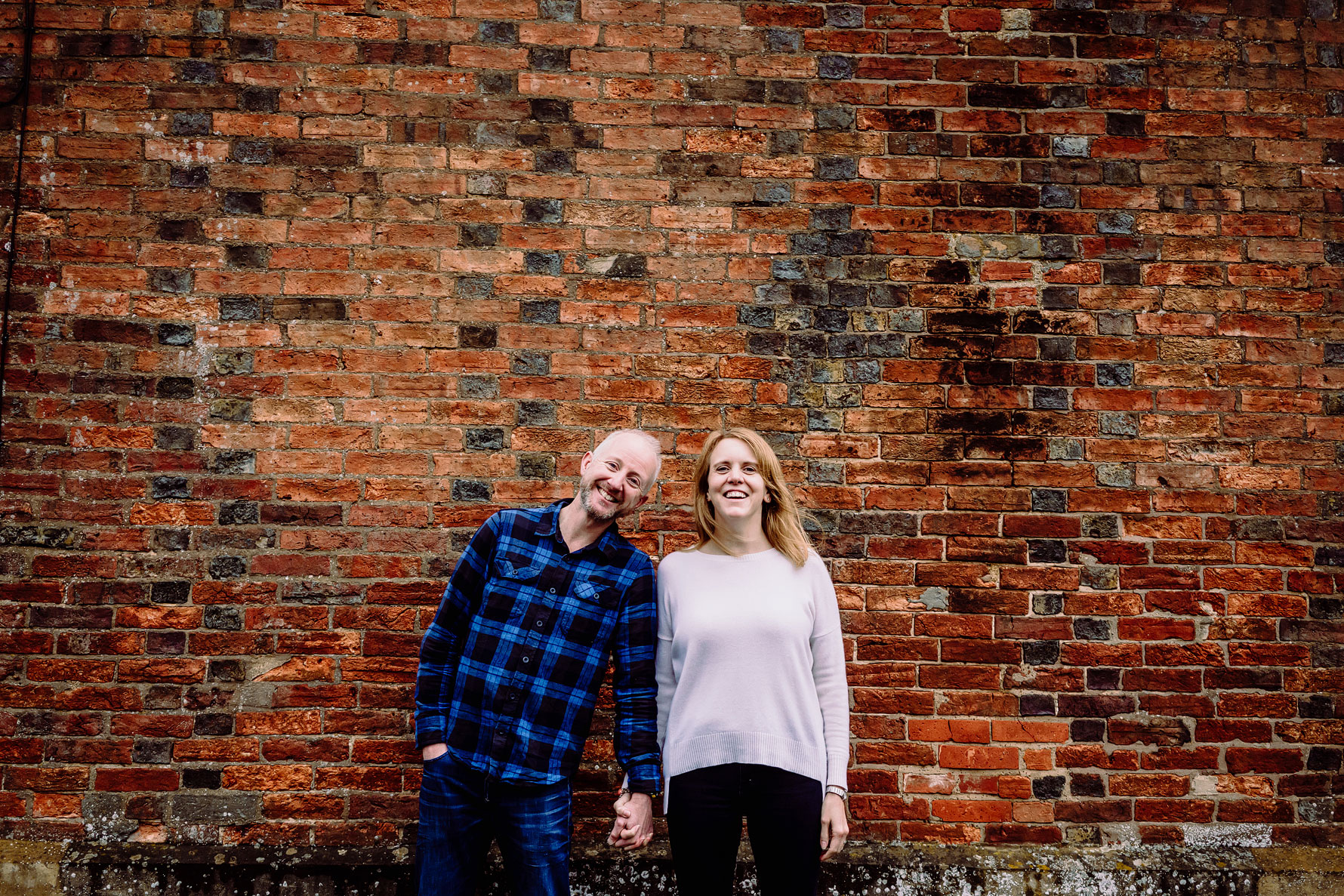 a northamptonshire engagement shoot
