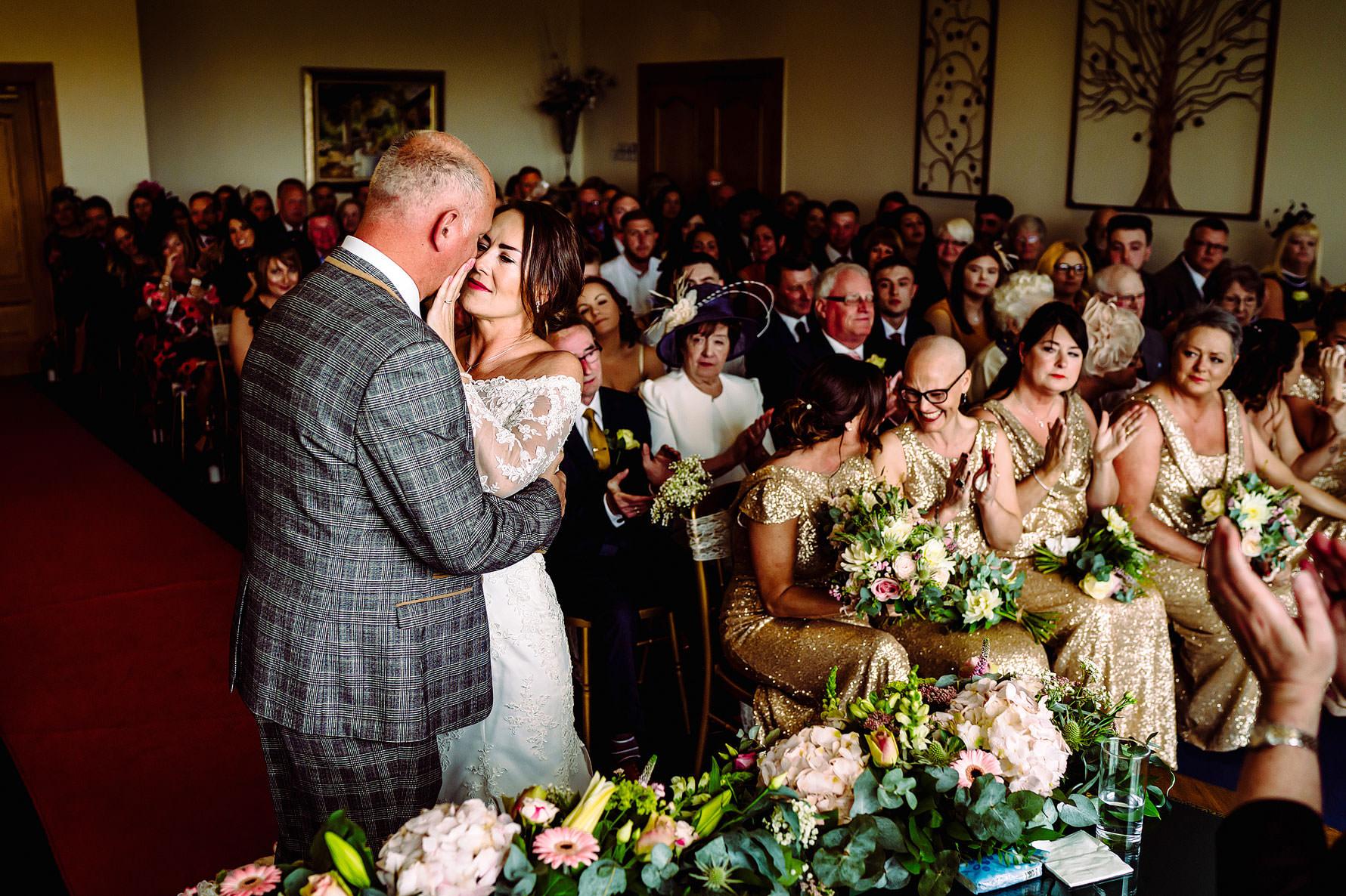 whittle bury hall wedding photography
