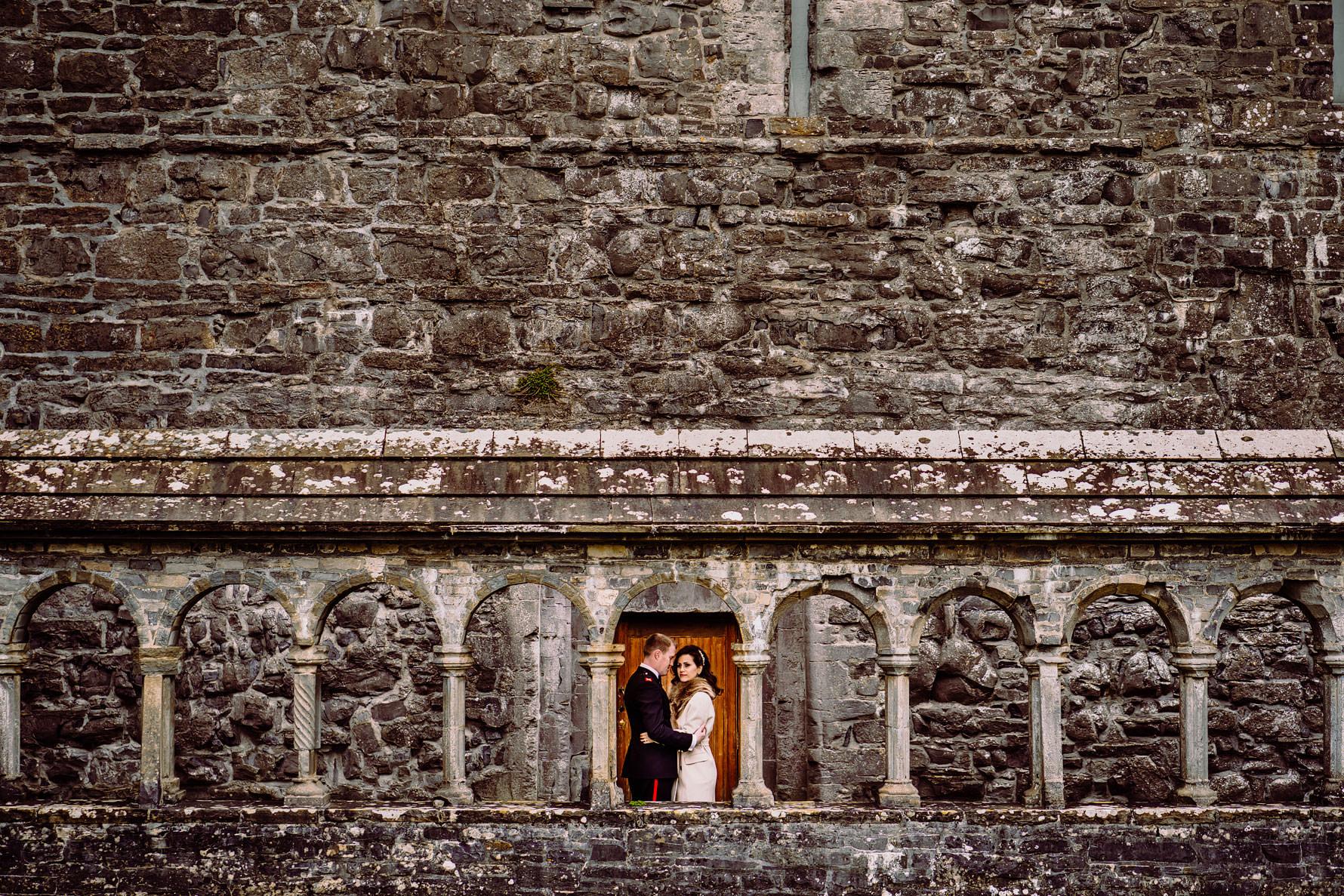 ballintubber abbey wedding photography