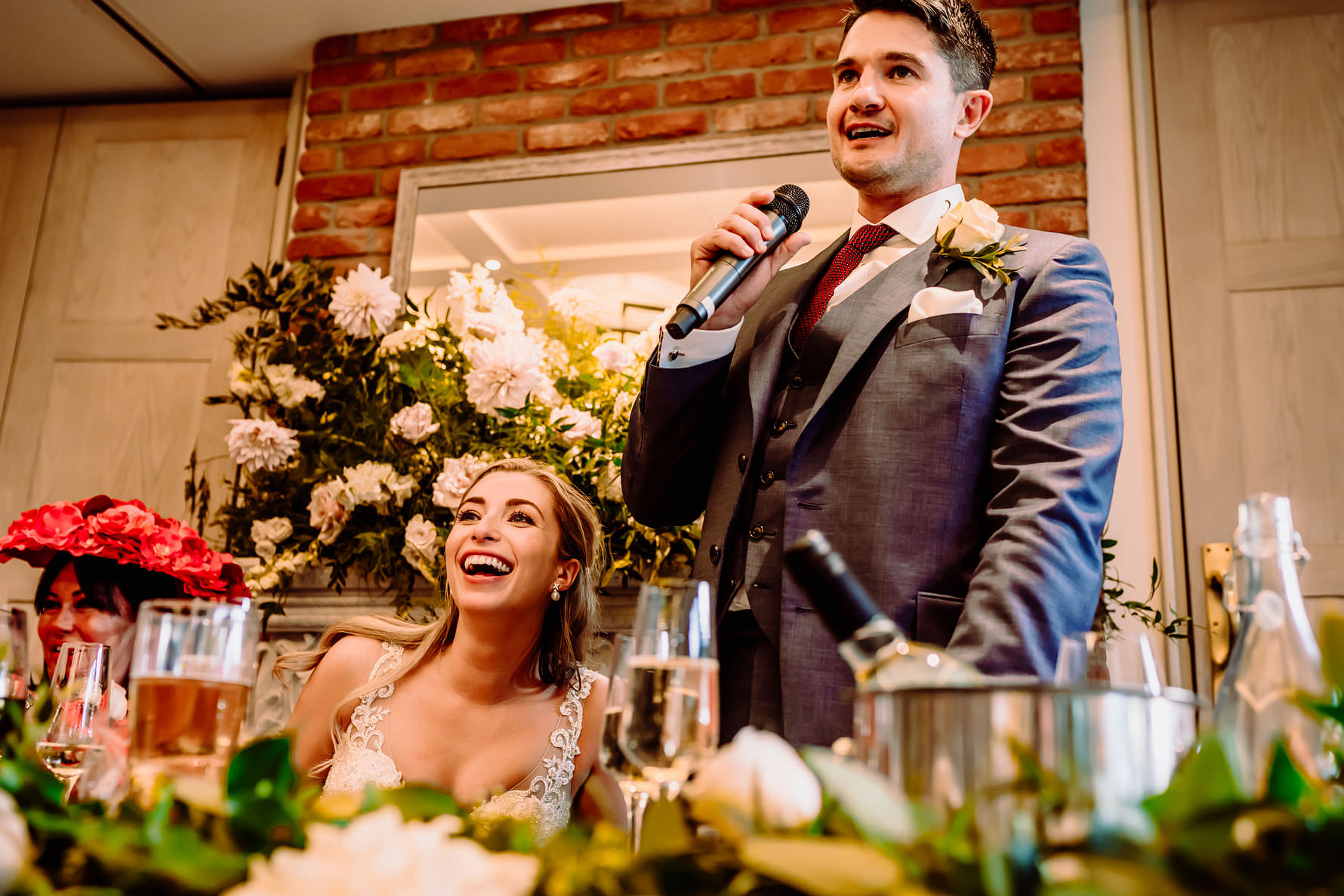 a funny wedding speech