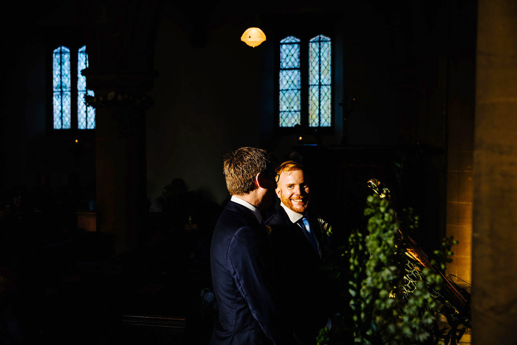 hothorpe hall woodlands wedding photography by Elliot W Patching