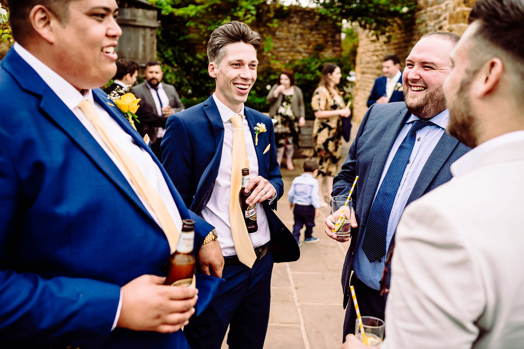 dodford manor barns wedding photography by Elliot W Patching Photography